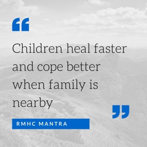 RMHC Mantra Quote