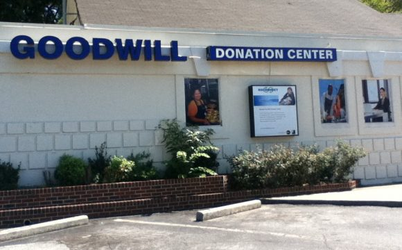Ansley Goodwill Donation Center