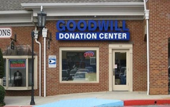 Goodwill Donation Center in Dunwoody