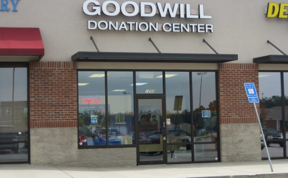 Monroe Goodwill Donation Center