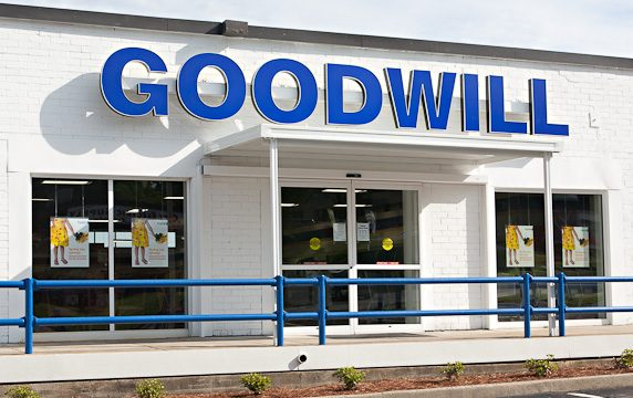 Northside Drive Goodwill Thrift Store in Atlanta