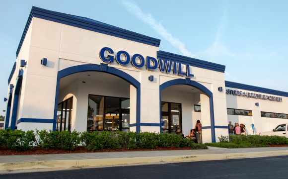 Goodwill Donation Center in Snellville, GA