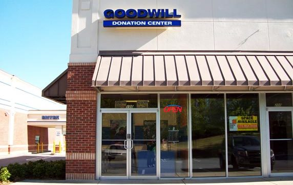 East Roswell Goodwill Donation Center
