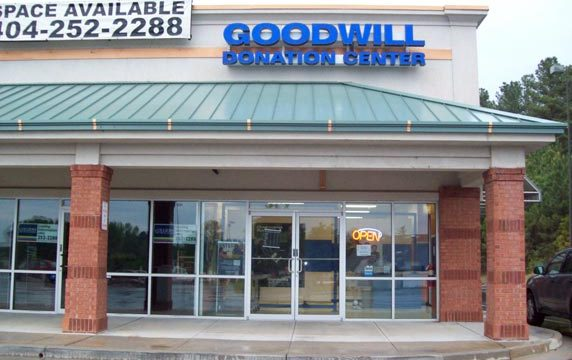 South Stockbridge Goodwill Donation Center