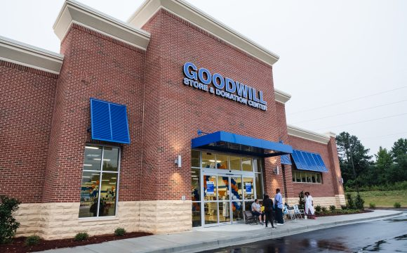 Goodwill Thrift Store & Donation Center in Tyrone, GA