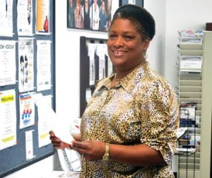 Goodwill's Buford Highway Career Center Manager Kristina Armstrong