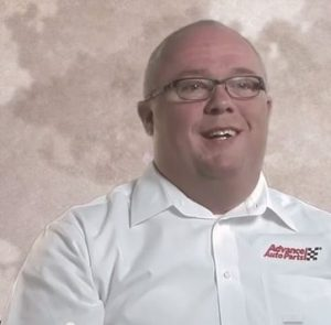 Advnaced Auto Parts's Goodwill Partner Byron Chastain