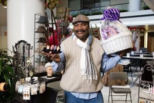 Willie Anthony's Love Me Tender Gift Baskets and More Business