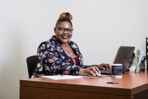 Taneisha Brooks, GoodBiz program graduate